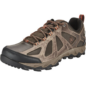 Columbia Peakfreak XRCSN II Low Outdry Shoes Men cordovan / sanguine